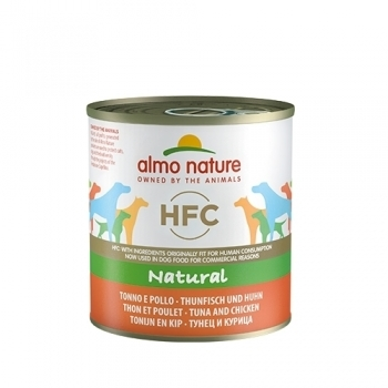 DOG HFC NATURAL 290G
