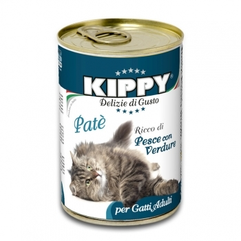 CAT KIPPY PESCADO/VEGETALES - 1