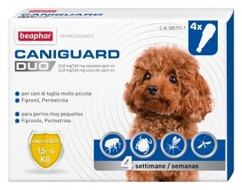 CANIGUARD DUO XS 1,5-4KG