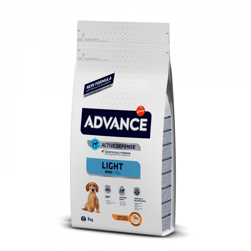 ADVANCE MINI LIGHT CHICKEN & RICE