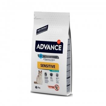 ADVANCE CAT STERILISED SALMON - 1