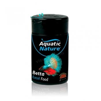 AQUATIC NATURE BETTA FOOD EXCEL COLOR - 1