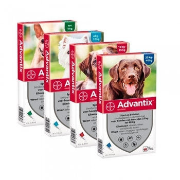 BAYER ADVANTIX PERROS