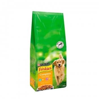 FRISKIES DOG ADULT COMPLETE CON POLLO Y VERDURAS - 1