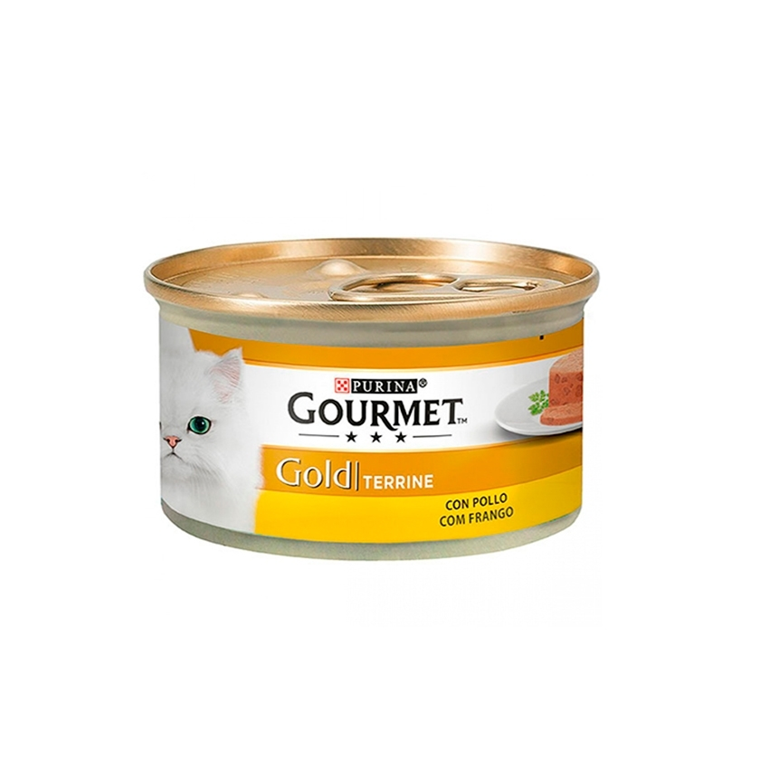 GOURMET GOLD TERRINE POLLO