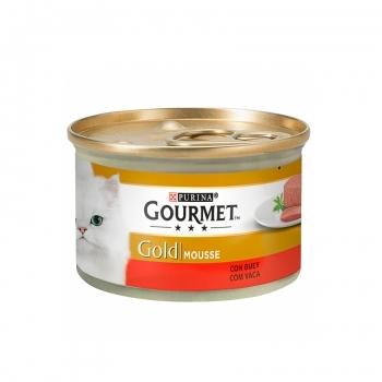 GOURMET GOLD MOUSSE BUEY - 1