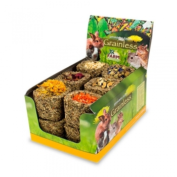 GRAINLESS SNACK MIX CUENCO DISPLAY - 1