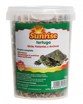 SUNRISE TORTUGA STICKS Y ANCHOAS
