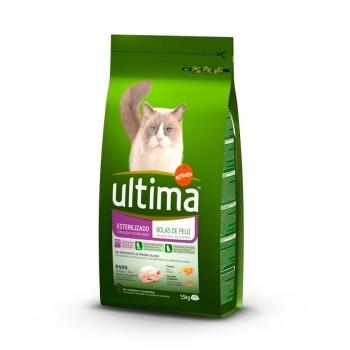 ULTIMA CAT STERILISED HAIRBALL