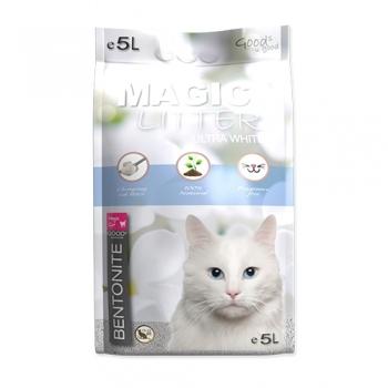 MAGIC CAT LITTER ULTRA WHITE