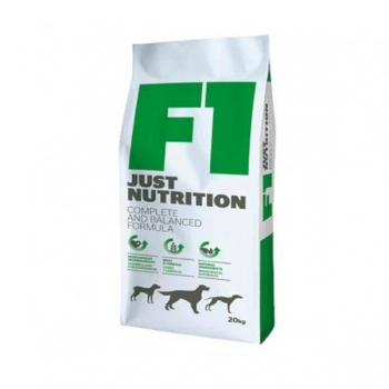 F1 DOG JUST NUTRICION