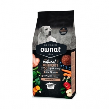 OWNAT DOG ULTRA MEDIUM LIGHT