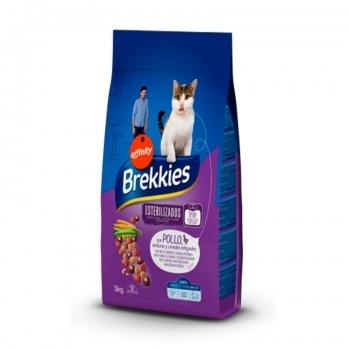 BREKKIES EXCEL CAT ESTERILIZADO