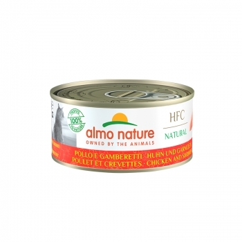 CAT HFC NATURAL 150G - 4