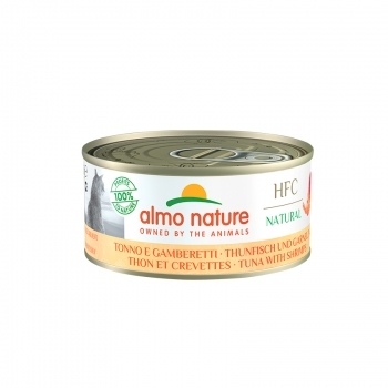 CAT HFC NATURAL 150G - 8