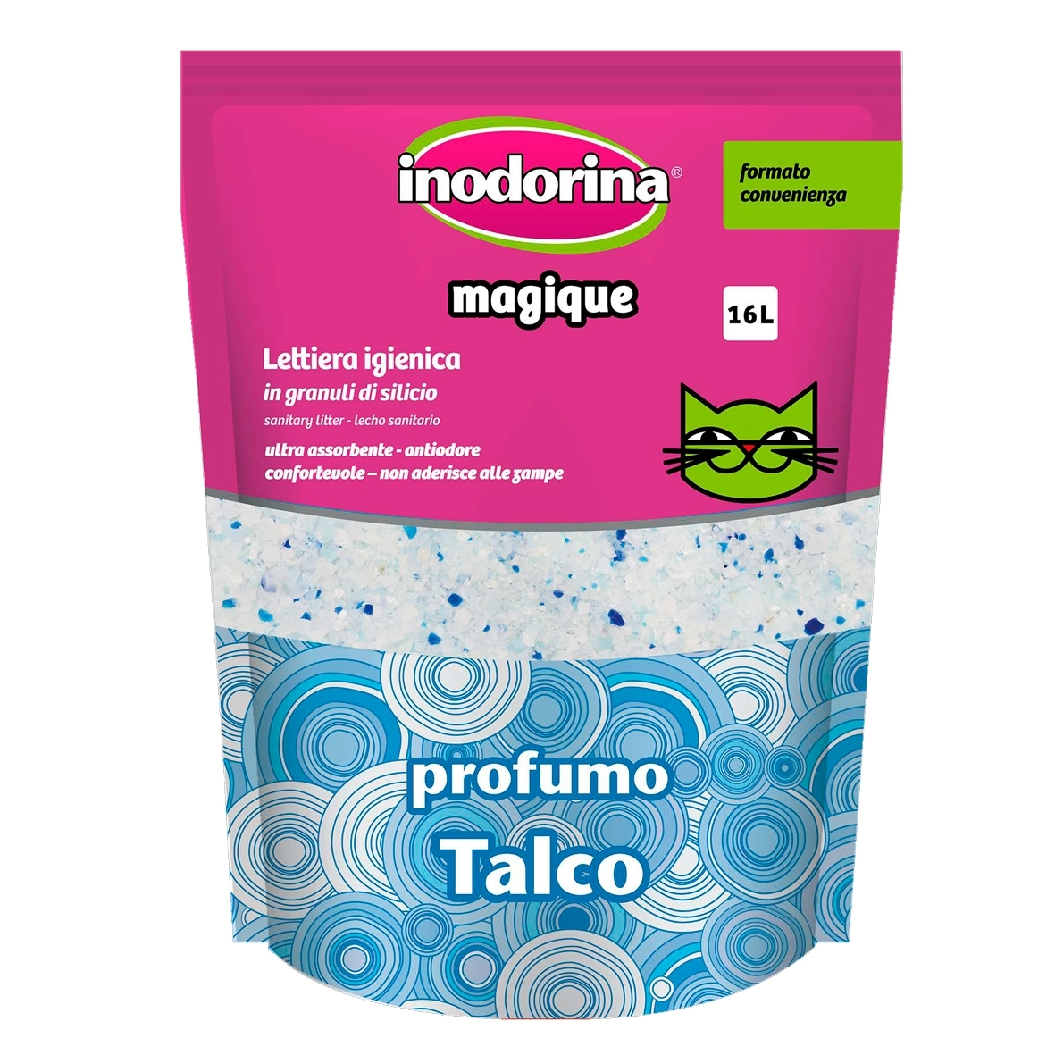 INODORINA BAG TALCO