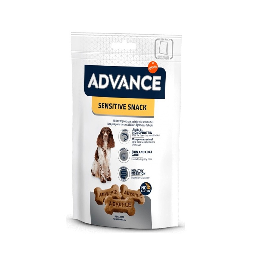 ADVANCE DOG SNACKS SENSITIVE
