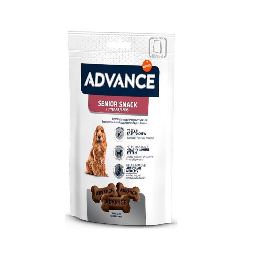 ADVANCE DOG SNACKS SENIOR +7