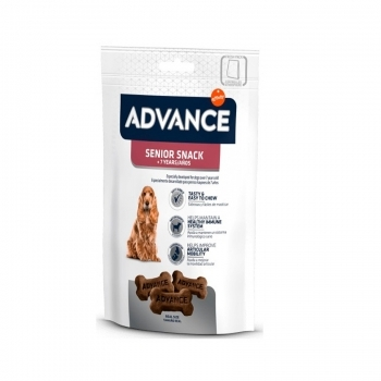 ADVANCE DOG SNACKS SENIOR +7