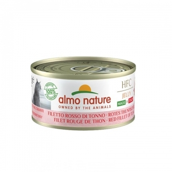 CAT WET HFC NATURAL ITALY JELLY 70G - 1