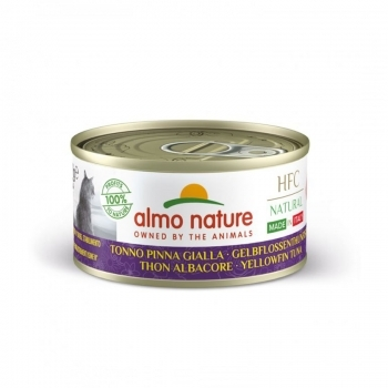 CAT WET HFC NATURAL ITALY 70G - 2