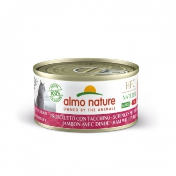 CAT WET HFC NATURAL ITALY 70G - 5