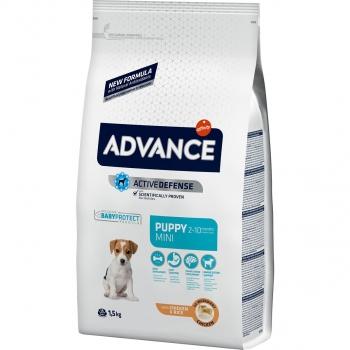 ADVANCE PUPPY PROTECT MINI CHICKEN & RICE - 1