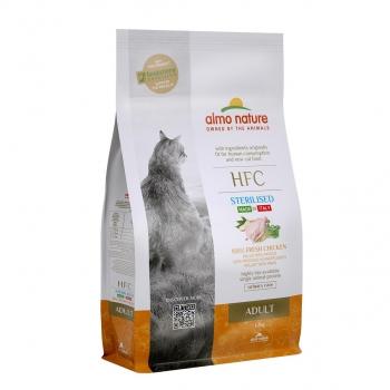 CAT DRY HFC ADULT STERILIZED POLLO - 2