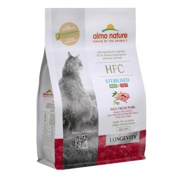 CAT DRY HFC LONGEVITY STERILIZED CERDO - 1