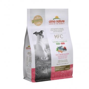DOG DRY HFC ADULT SMALL SALMON 300G - 1