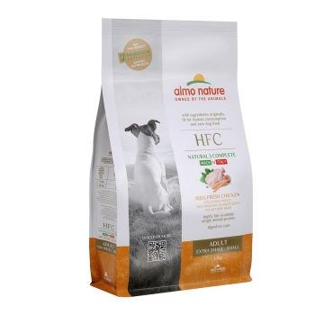 DOG DRY HFC ADULT SMALL POLLO 300G - 2