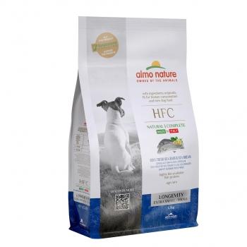 DOG DRY HFC ADULT SMALL LONGEVITY LUBINA Y BESUGO 300G - 2