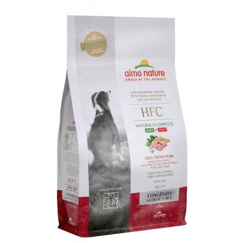 DOG DRY HFC ADULT MED-LAR LONGEVITY CERDO - 1