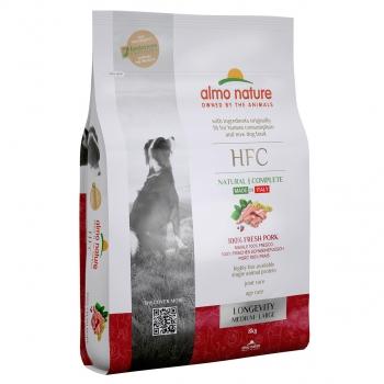 DOG DRY HFC ADULT MED-LAR LONGEVITY CERDO - 2
