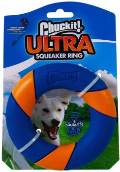 CHUCKIT ULTRA SQUEAKER RING - 2