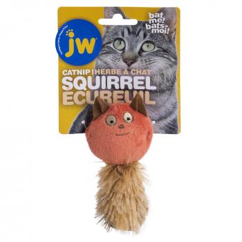 JW CATACTION CATNIP SQUIRREL