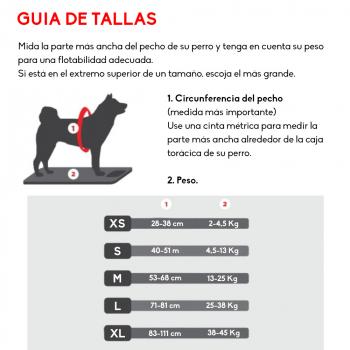 CHALECO SALVAVIDAS - 3