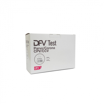 DFV TEST PARVOVIRUS/CORONAVIRUS - 2