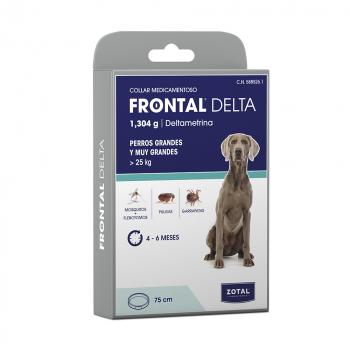 FRONTAL DELTA COLLAR 75CM - 1
