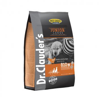 DOG DRY BEST CHOICE JUNIOR LARGE - 1