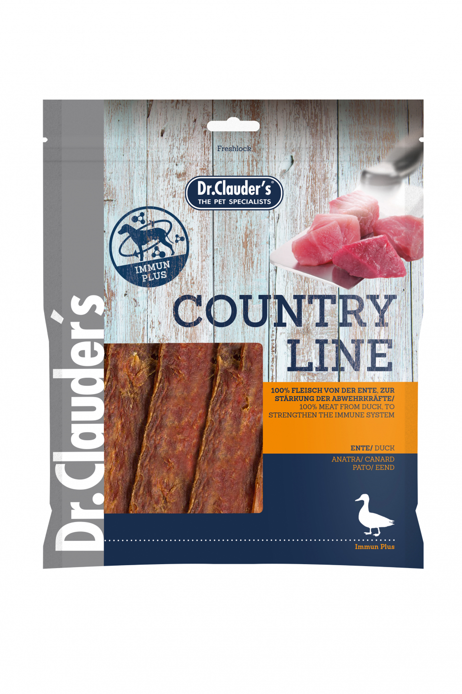 DOG SNACK COUNTRY LINE PATO 170G