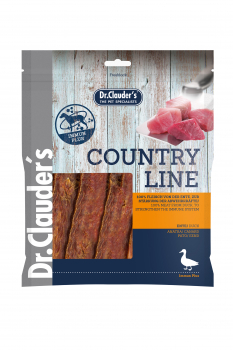 DOG SNACK COUNTRY LINE PATO 170G - 1