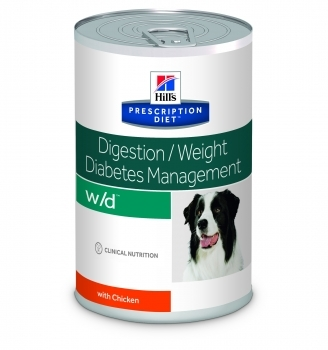 HILL'S PRES. DIET CANINE W/D LATA