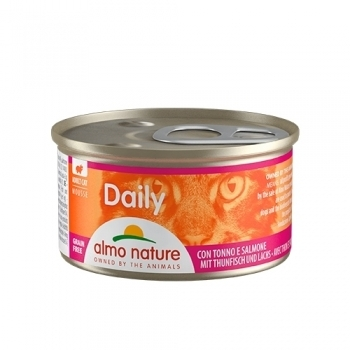 CAT WET DAILY GRAIN FREE MOUSE 85G - 3