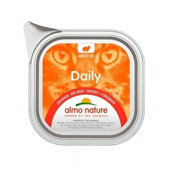 CAT WET DAILY GRAIN FREE MOUSSE 100G