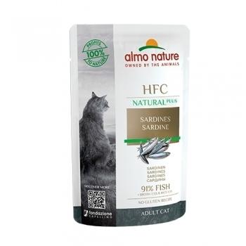 CAT HFC NATURAL PLUS 55 G - 4