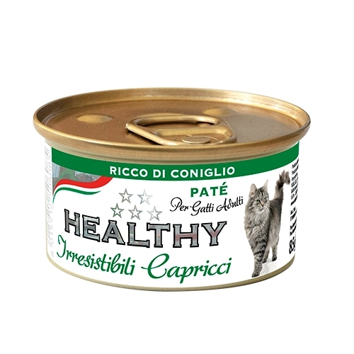 CAT IRRESISTIBILITY CAPRICCI CONEJO