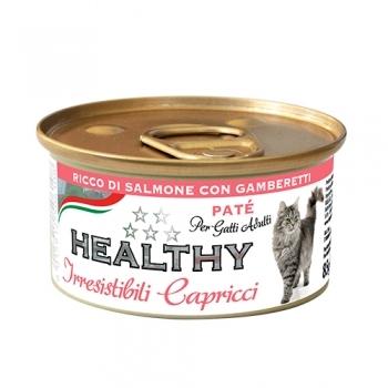 CAT IRRESISTIBILITY CAPRICCI SALMON/CAMARONES
