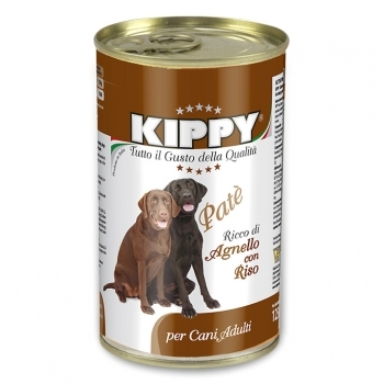 DOG KIPPY PATE RICO EN CORDERO/ARROZ