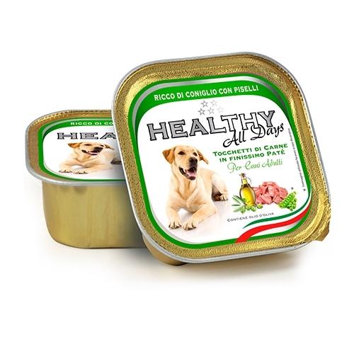 DOG ACEITE OLIVA CONEJO/GUISANTES